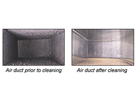 Air Duct before and after, Duct Cleaning Service in Sedro Woolley, WA